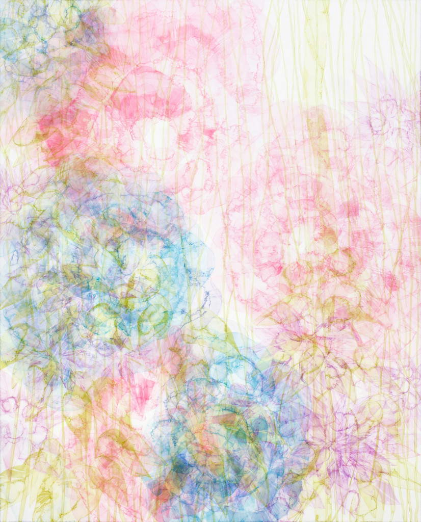 162×162cm oil on canvas 2012